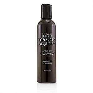 John Masters Organics Shampoo for Normal Hair with Lavender & Rosemary - 236 ml