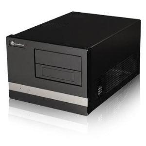 Silverstone Sugo SG02-F USB3.0 - Boîtier Multimédia sans alimentation