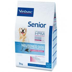 Virbac Senior Dog Neutered Large & Medium - Sac 3 kg