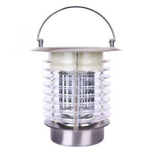 Batimex Lampe LED solaire antimoustique et éclairante