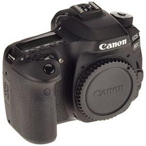 Canon EOS 80D - Reflex Numérique - Noir