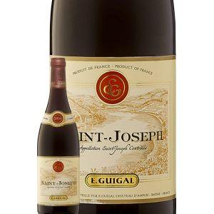 E. Guigal 2015 Saint-Joseph - Vin rouge du Vallée du Rhône