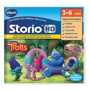 Vtech Jeu pour console de jeux Storio HD Trolls