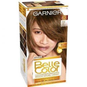 Garnier Belle Color Crème facil-color blond foncé doré naturel 63