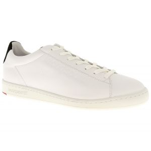 Le Coq Sportif Baskets cuir Blazon, Made In France Blanc - Taille 40;41;42;43;44;37;39
