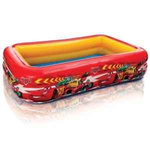 Intex 57478 - Piscine rectangulaire Cars