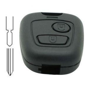 Neoriv Coque de clé télécommande PSA22