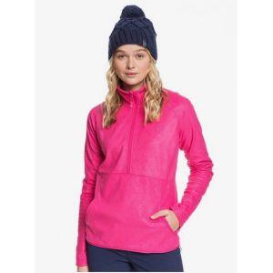 Roxy Cascade Veste Femme, beetroot pink risingpeak embos M Vestes en polaire