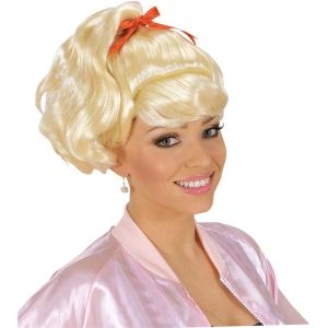 Widmann Perruque blonde Sandy Rock'n'Roll