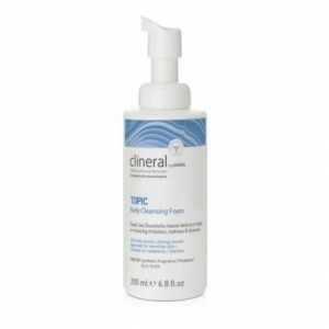 Clineral Topic - Mousse nettoyante pour le corps