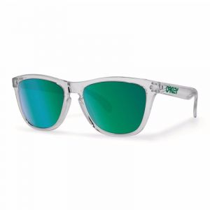 Oakley Frogskins Crystal Collection Transparent Jade Iridium 2016
