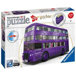 Ravensburger Puzzle 3D Magicobus Harry Potter