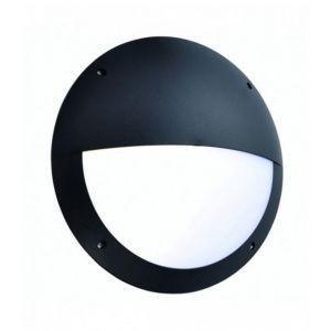 Saxby Applique extérieur Seran Microwave Noir mat texturé