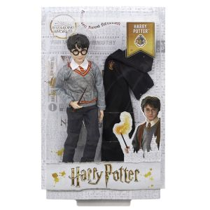 Mattel Harry Potter - Poupée Harry Potter