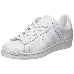 Adidas Superstar Homme, Blanc (Balcri/Veruni/Negbás 000), 37 1/3 EU