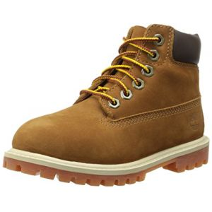 Timberland 6-inch Premium Wp Beige Boots Enfant