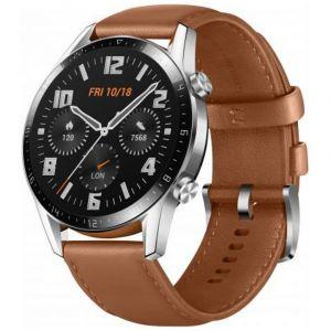 Huawei Watch GT 2 Marron 46mm - Montre connectée