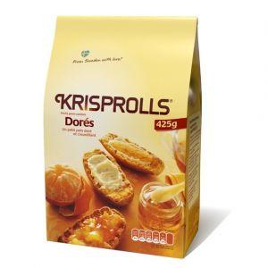 Krisprolls Dorés - Petits pains croustillants