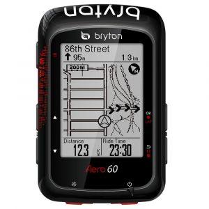 Bryton Compteur Velo GPS Aero 60 C - Cadence