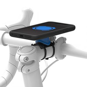 Quad Lock Bike Mount Kit de Fixation Vélo pour iPhone X/XS
