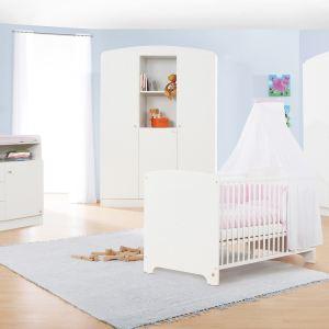 Pinolino 100090G - Chambre complète bébé Jil