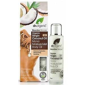Dr. Organic Virgin Coconut Oil - Huille pour le corps