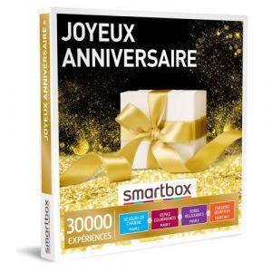 Smartbox Joyeux Anniversaire Coffret Cadeau Multi-Thèmes
