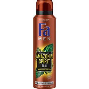FA Deodorant-Bodyspray Amazonia Spirit - 150 ml