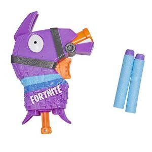 Hasbro MicroShots Fortnite Llama et Flechettes Officielles