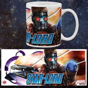 Mug Gardiens de la Galaxie Star-Lord et la Sphère