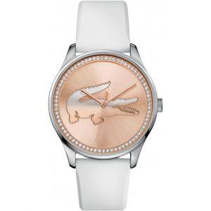 Lacoste 2000969 - Montre pour femme avec bracelet en silicone