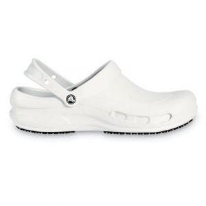 Crocs Bistro white blanc unisexe sandale sabot pro