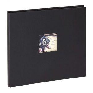 Panodia Studio Album 300 Vues 60 Pages Traditionnel, Papier, Noir, 2,7 x 34,7 x 32,5 cm