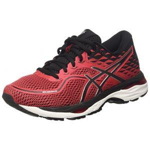 Asics Gel-Cumulus 19, Chaussures de Gymnastique Homme, Rouge (Prime Red/Black/Silver), 40.5 EU