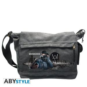 Abystyle Sac besace City (Watch Dogs)