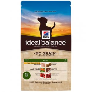 Hill's Ideal Balance Canine Adult No Grain - Sac 12 kg
