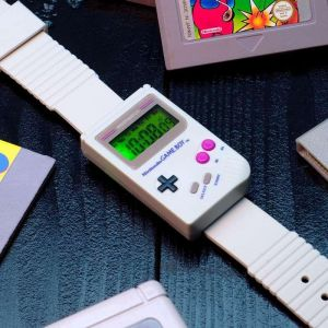 Paladone Montre électronique Gameboy