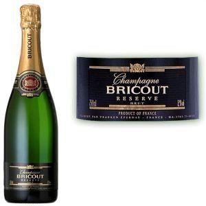 Bricout Champagne brut Réserve
