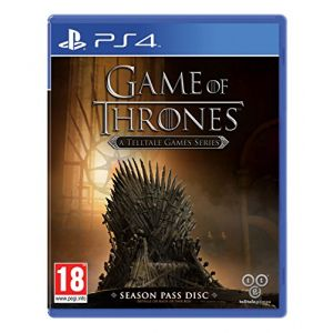 Game of Thrones : A Telltale Games Series sur PS4
