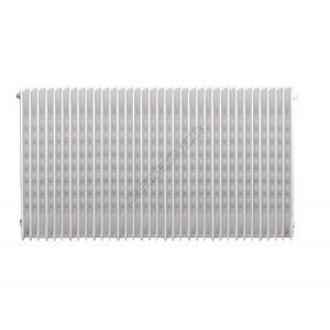 Finimetal 9588H - Radiateur ac.lamella ht pres. 445 Watts