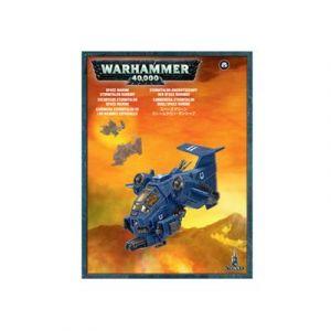 Games Workshop Warhammer 40.000 Space Marines - Tigurius Chef Archiviste Ultramarine