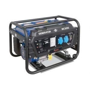 Mecafer Groupe électrogène essence 3000W AVR - MC3200