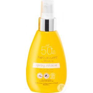Helixium Spray Solaire Bio SPF50+ 100ml