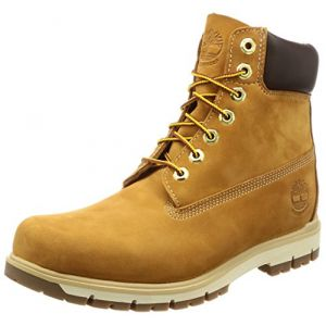 Timberland Radford 6-inch Waterproof, Bottes et Bottines Classiques Homme, Marron Wheat Nubuck, 42 EU