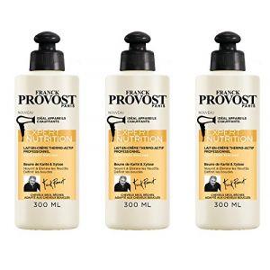 Franck Provost Expert nutrition - Lait en crème thermo actif