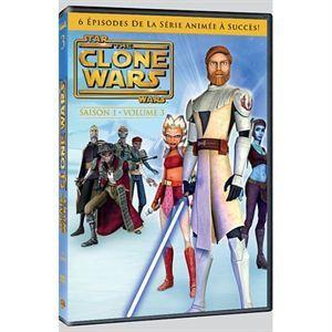 Star Wars : The Clone Wars - Saison 1, Volume 3