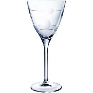 Cristal d'Arques 9295660 - 6 verres à pied Reverie (21 cl)