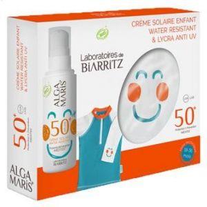 Laboratoires de Biarritz Duo Pack 2-4 ans - Crème solaire enfant SPF50+ et Lycra anti-UV