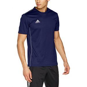 Adidas CV3450 Maillot Homme, Bleu Foncé/Blanc, FR : 2XL (Taille Fabricant : XXL)