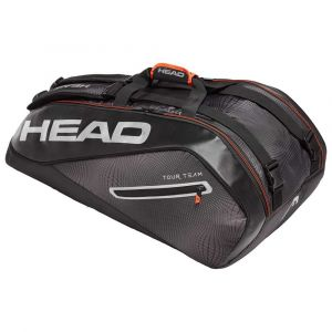Head Tour Team 9R Supercombi Sac de Raquette de Tennis N/A Black/Silver